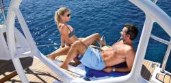 Bareboat charter Bavaria Cruiser 37 Adria Nina from ACI Marina Split in Split in Croatia