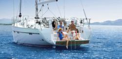 Bareboat sailing yacht charter Bavaria Cruiser 51 from D-Marin Marina Dalmacija in Bibinje - Sukošan near Zadar in Croatia