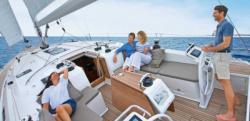 Bareboat sailing yacht charter Bavaria Cruiser 51 Adria Ivana from ACI Marina Split in Split in Croatia