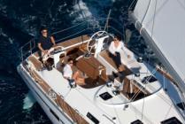Bareboat sailing yacht charter Bavaria Cruiser 46 Adria Myriam from ACI Marina Split in Split in Croatia